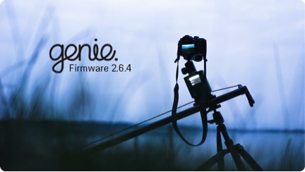 New syrp genie firmware update available | order now photo, video.